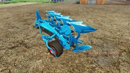 Lemken Juwel 4 для Farming Simulator 2015