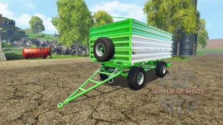 Mega Metal 14T для Farming Simulator 2015