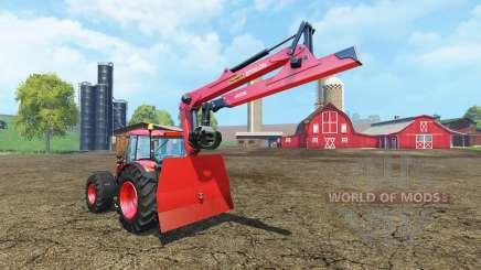 Palfinger Epsilon M80F v2.0 для Farming Simulator 2015