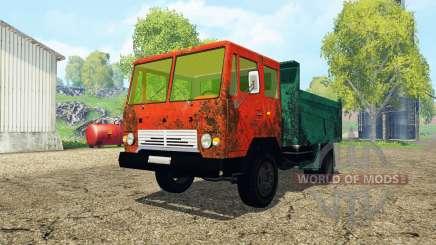 КАЗ 608 v2.0 для Farming Simulator 2015