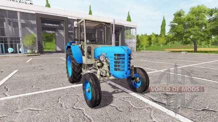 Zetor 4011 для Farming Simulator 2017