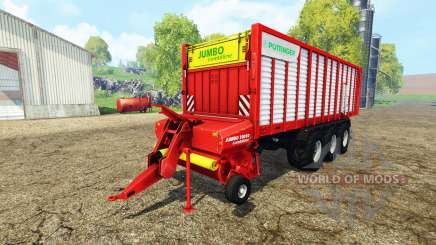 POTTINGER Jumbo 10010 v1.9 для Farming Simulator 2015