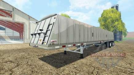 Dakota grain trailer v2.0 для Farming Simulator 2015