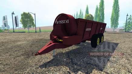 Bossini для Farming Simulator 2015