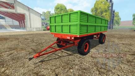 Hodgep MBP-9 для Farming Simulator 2015