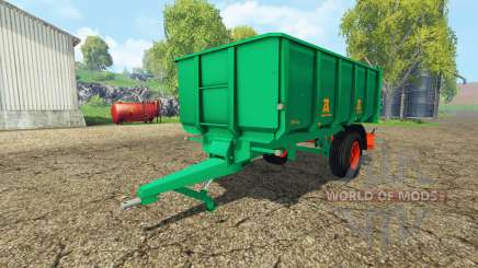 Aguas-Tenias AT10 для Farming Simulator 2015