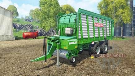 BERGMANN Carex 38S v1.2 для Farming Simulator 2015