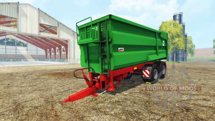 Kroger MUK 303 для Farming Simulator 2015