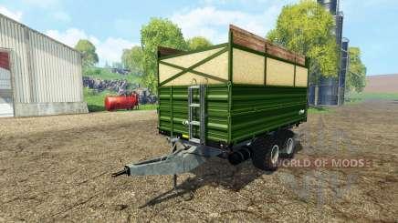 Fliegl TDK 160 v1.1 для Farming Simulator 2015