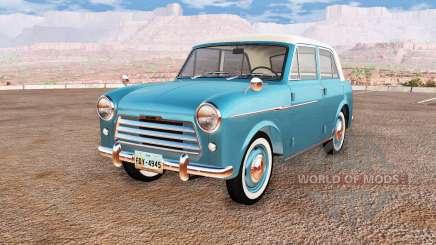 Satsuma 210 1958 v3.0 для BeamNG Drive