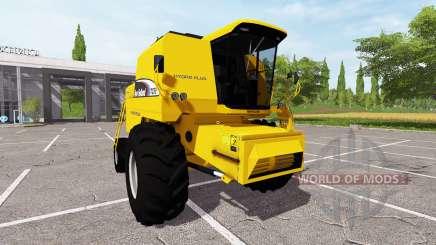 New Holland TC59 для Farming Simulator 2017