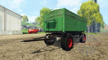 Kempf 16T для Farming Simulator 2015