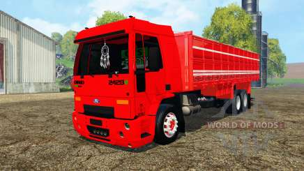 Ford Cargo 2428E для Farming Simulator 2015