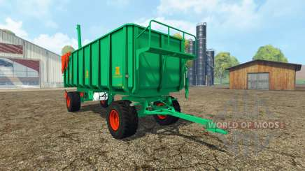 Aguas-Tenias GAT20 для Farming Simulator 2015