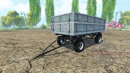 Autosan D47 v2.0 для Farming Simulator 2015