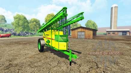 Dammann Profi-Class 5036 для Farming Simulator 2015