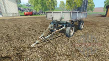 Autosan D47 v1.1 для Farming Simulator 2015