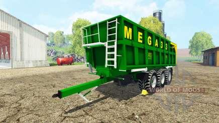 ZDT Mega 33 для Farming Simulator 2015
