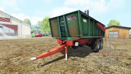 Lyonnet для Farming Simulator 2015