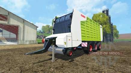 CLAAS Cargos 9600 для Farming Simulator 2015