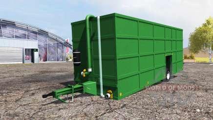 Krassort manure container v1.1 для Farming Simulator 2013