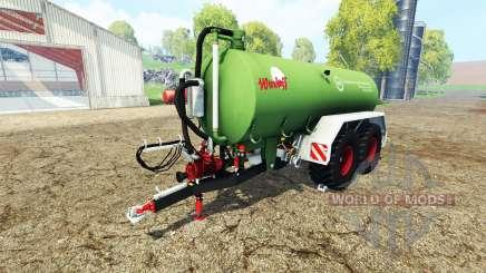 Wienhoff VTW 20200 v2.0 для Farming Simulator 2015