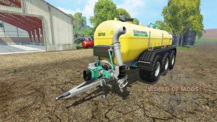 Zunhammer SK 28750 v1.1 для Farming Simulator 2015