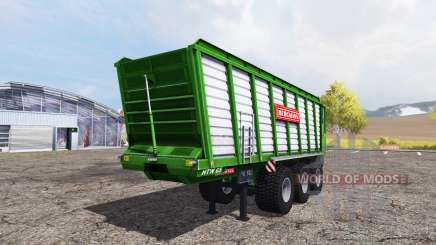 BERGMANN HTW 65 для Farming Simulator 2013