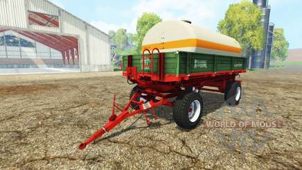 Krone Emsland water tank для Farming Simulator 2015
