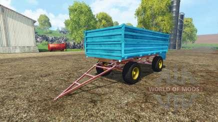 Tractor trailer для Farming Simulator 2015