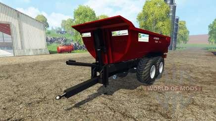Krampe Halfpipe HP20 для Farming Simulator 2015