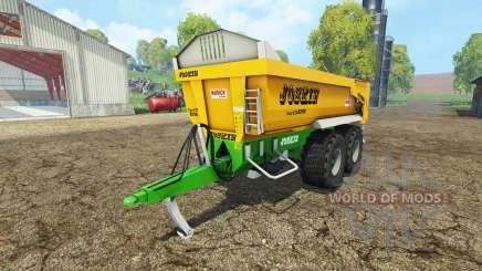 JOSKIN Trans-KTP 22-50 v2.1 для Farming Simulator 2015