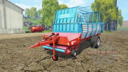 Mengele Garant 432 для Farming Simulator 2015