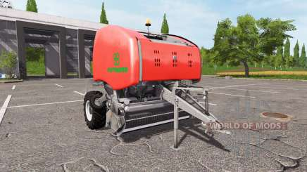 POTTINGER RollProfi 3200 для Farming Simulator 2017