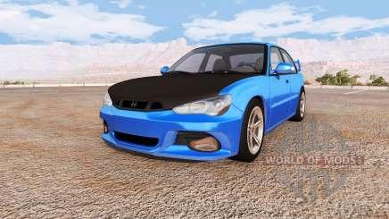Hirochi Sunburst electric v3.6 для BeamNG Drive