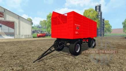 Massey Ferguson HW 80 для Farming Simulator 2015