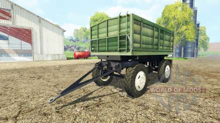 Remorca для Farming Simulator 2015