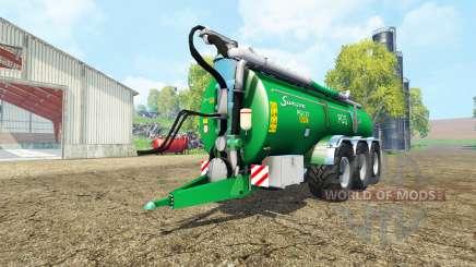Samson PG 27 для Farming Simulator 2015