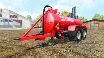 Creina CVC 14000 для Farming Simulator 2015