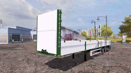Kogel semitrailer для Farming Simulator 2013