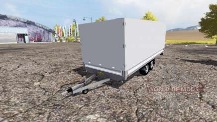 Humbaur HT v1.1 для Farming Simulator 2013