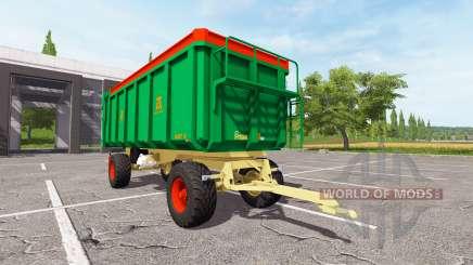 Aguas-Tenias GAT20 v2.0 для Farming Simulator 2017