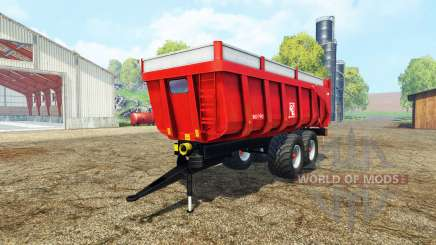 Gilibert 1800 PRO для Farming Simulator 2015