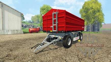 Fliegl DK 180-88 v1.01 для Farming Simulator 2015