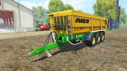 JOSKIN Trans-Space 8000-23 v4.1 для Farming Simulator 2015