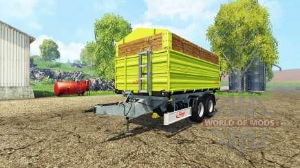 Fliegl TDK 255 set1 для Farming Simulator 2015