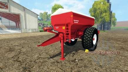 Bredal K85 для Farming Simulator 2015