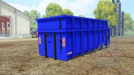 Kroger Agroliner container для Farming Simulator 2015