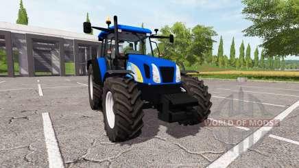 New Holland TL100A v1.1 для Farming Simulator 2017