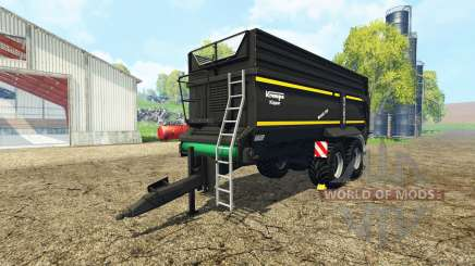 Krampe Bandit 750 v2.0 для Farming Simulator 2015